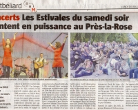 article - montbeliard 2012