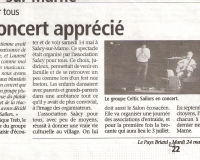 article - saacy - mai 2011